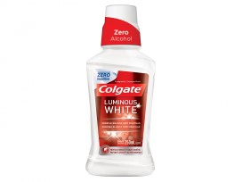 Antisséptico Colgate 250ml Luminous White
