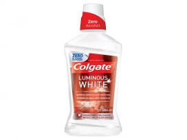 Antisséptico Colgate 500ml Luminous White.