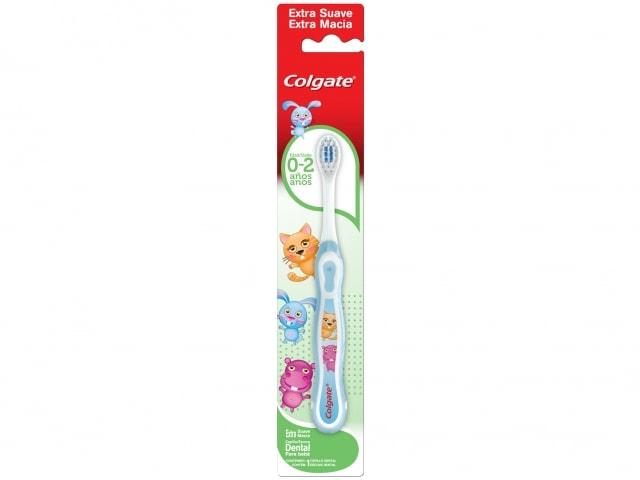 Escova Dental Colgate Smiles E.macia (0-2anos)