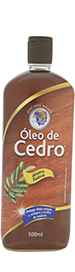 Oleo De Cedro King 500ml