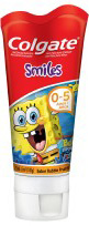 Gel Dental Colgate  Smiles 100g Bob Esponja (0-5)