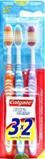 Escova Dental Colgate Extra Clean  Média (lv3/pg2)