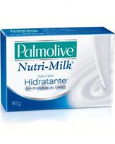 Sabonete Palmolive Nutri-Milk 90G Hidratante