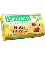 Sabonete Palmolive 90G Oleo Amendoas