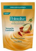 Sabonete Liquido Palmolive Nat. Refil 200Ml Oleo De Argan