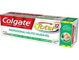 Creme Dental Colgate Total 12 Prof 70G. Halito Saudavel