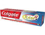 Creme Dental Colgate Total 12 180G Whitening Gel