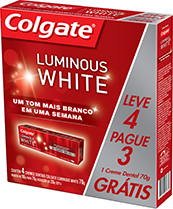 Creme Dental Colgate Lum White 70G(Lv4/Pg3)