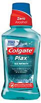 Antissépitico Colgate Plax 250ml Ice Infinity