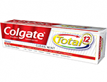 Creme Dental Colgate total 12 140g Clean Mint