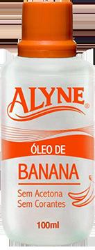 Óleo De Banana Alyne 100ml