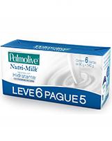 Sabonete Palmolive Nutri Milk 90g Hidratante (lv6/pg5)
