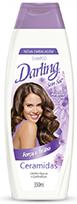 Shampoo Darling Ceramidas 350ml Cab.Quebrados