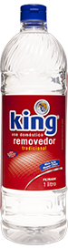 Removedor King 500ml Tradicional