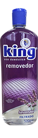 Removedor King 500ml Lavanda