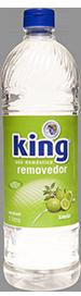 REMOVEDOR KING 1 LITRO LIMÃO
