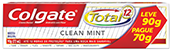 Creme Dental Colgate Total 12 (Leve 90g/Pague 70g) Clean Mint